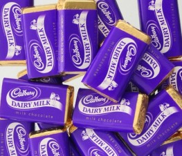 Cadbury Milk Chocolate Minis
