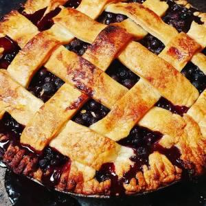 Pattersonwildberry pie